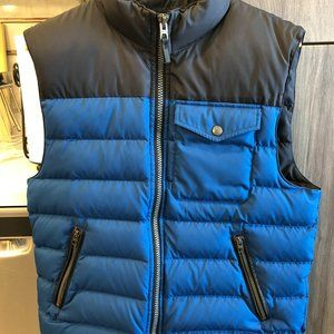 Coach Down Vest (Men, Large)